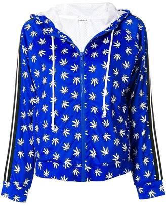P.A.R.O.S.H. hemp plant hoodie