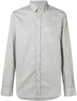 Officine Generale Lipp Stitch Shirt