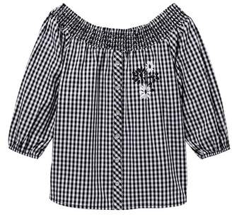 Design History 3\u002F4 Sleeve Top (Big Girls)