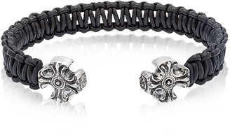 Be Unique Gothic Leather Bracelet