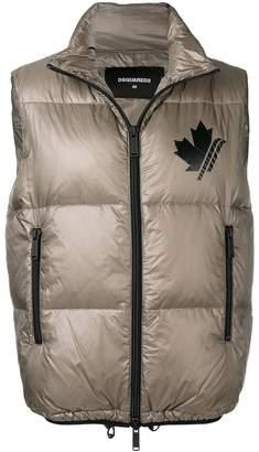 DSQUARED2 puffer vest