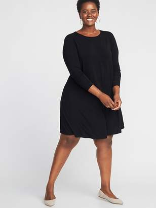 Old Navy Plus-Size Jersey Swing Dress