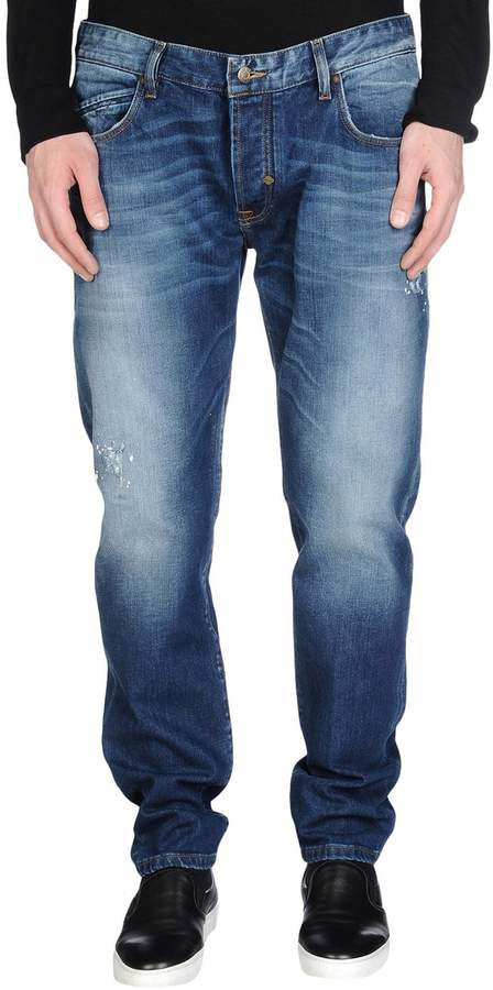 Takeshy Kurosawa Denim pants - Item 42503933