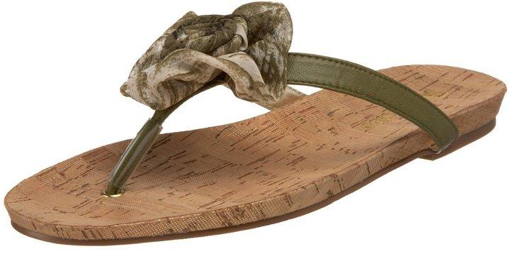 Restricted Women's Starburst Thong Sandal