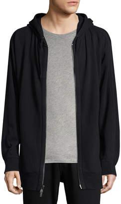 BLK DNM BLK Denim 80 Solid Hood Sweatshirt