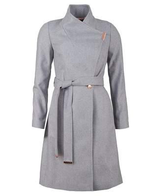 Ted Baker Sandra Wrap Around Coat
