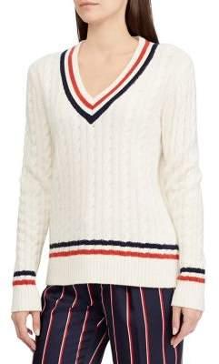 Lauren Ralph Lauren Relaxed-Fit Long-Sleeve Sweater