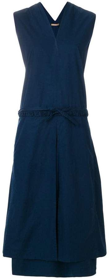 Nehera tie waist dress