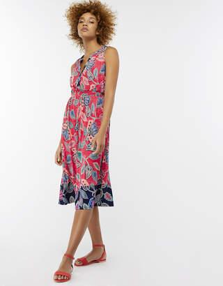 Monsoon Lucy Print Dress