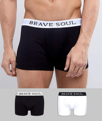 Brave Soul 2 Pack Trunks