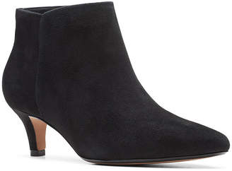 Clarks Collection Women Linvale Sea Booties Women Shoes