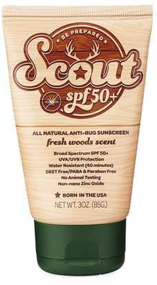 Sunshine & Glitter Scout SPF 50+ Anti-Bug Sunscreen