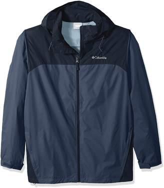 At Canada Columbia Men S Big And Tall Glennaker Lake Packable Rain Jacket