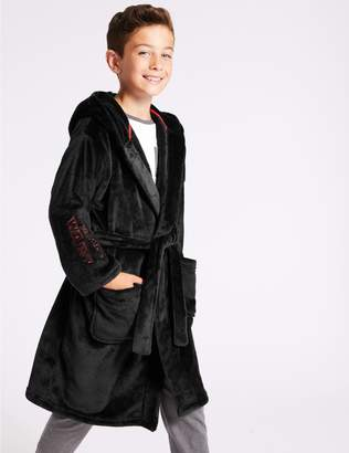 Marks and Spencer Star Wars Hooded Dressing Gown (5-16 Years)