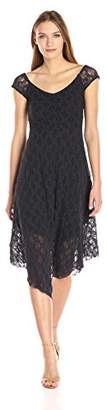 Only Hearts Women's Stretch Lace Off The Shouldre Dress