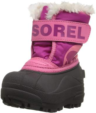 Sorel Childrens Snow Commander /Tropic Pink Synthetic