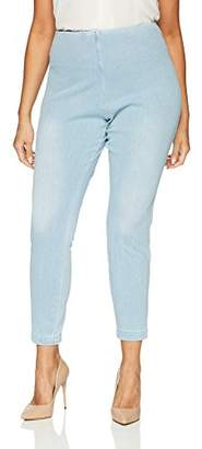 Lysse Women's Size Plus Toothpick Denim