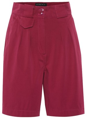 Etro Stretch-cotton shorts