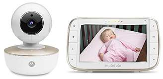 Motorola MBP855 Connect 5-Inch Colour Screen Video Baby Monitor