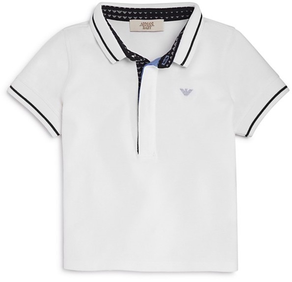Armani Junior Armani Junior Infant Boys' Polo - Sizes 12-36 Months