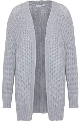 IRO Open-Knit Wool-Blend Cardigan