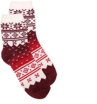 Sof Sole Fireside Fair Isle Ankle Socks - Women's
