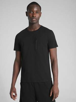 Gap Hybrid Short Sleeve Crewneck T-Shirt
