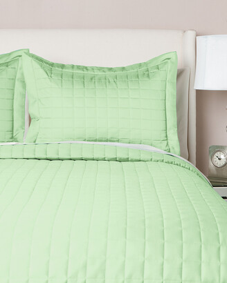 Belle Epoque 700Tc Quilted Cotton Coverlet Collection