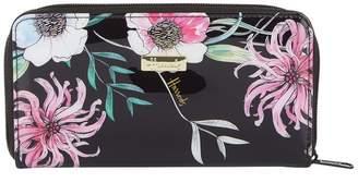 Harrods Alice Floral Wallet