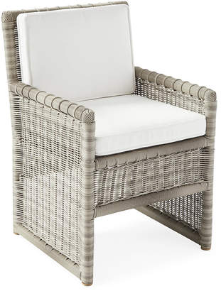 Serena & Lily Pacifica Dining Chair - Harbor Grey