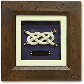 Square Frame With KNOts Marine Accessories