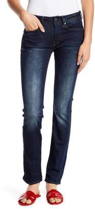 G Star 3301 High Straight Jeans