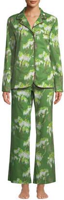 Berenice La Costa Del Algodon Two-Piece Classic Pajama Set