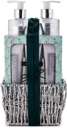 Laura Ashley 6-Piece Hand Care Gift Basket