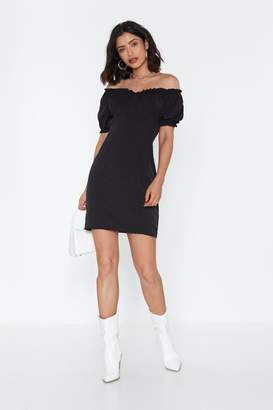 817a1bcacc Nasty Gal Off The Shoulder Dresses - ShopStyle UK