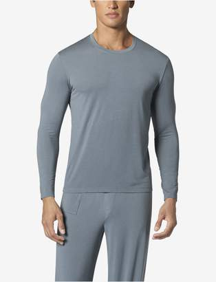 Tommy John Tommyjohn Second Skin Lounge Long Sleeve Crew Neck