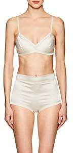 Eres Women's Farniente Archange Silk-Blend Soft Bra - Latte