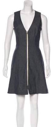 L'Agence Denim Mini Dress w/ Tags
