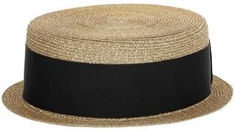 Saint Laurent Petit Canotiere Hat