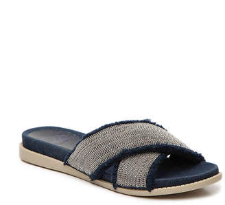 Fergalicious Zena Slide Sandal - Women's