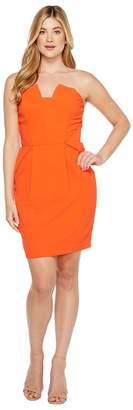 Adelyn Rae Rosalyn Woven Tube Dress Women's Dress