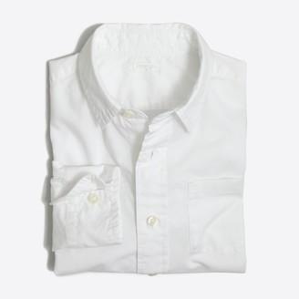 J.Crew Boys' long-sleeve flex washed shirt