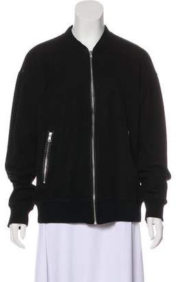 BLK DNM Long Sleeve Zip-Up Jacket
