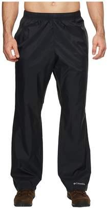 Columbia Big Tall Glennaker Laketm Rain Pants Men's Casual Pants