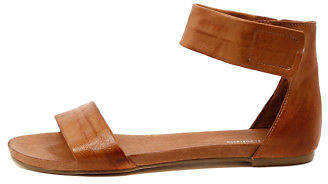 Django & Juliette New Juzz Tan Womens Shoes Casual Sandals Sandals Flat