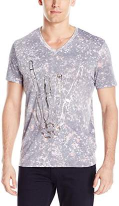GUESS Men's Galaxy V-Neck T-Shirt