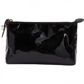 Mulberry Patent leather clutch bag