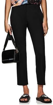 Prada Women's Wool Slim Crop Pants - Black