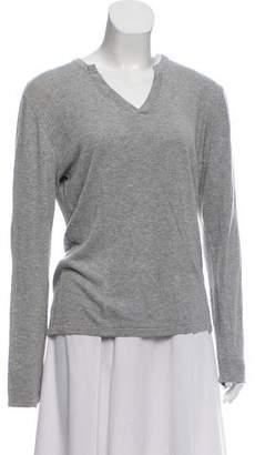 Burton Long Sleeve V-Neck Top