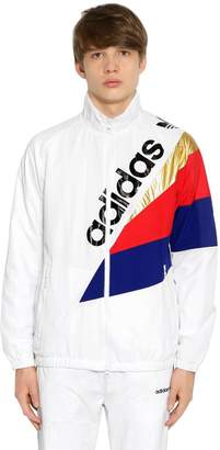 adidas Tribe Patchwork Track Jacket